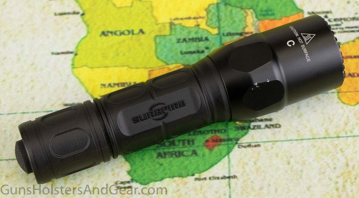 SureFire G2X Tactical Flashlight Review