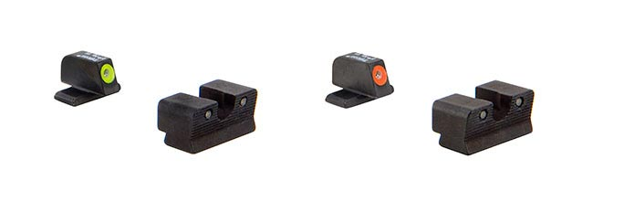 Trijicon HD XR Sights for the XDS