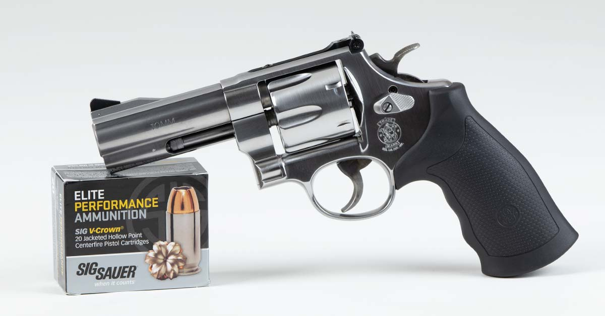 Featured Image S&W 610 Review
