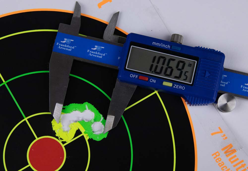 Accuracy Testing of the Smith and Wesson Model 610