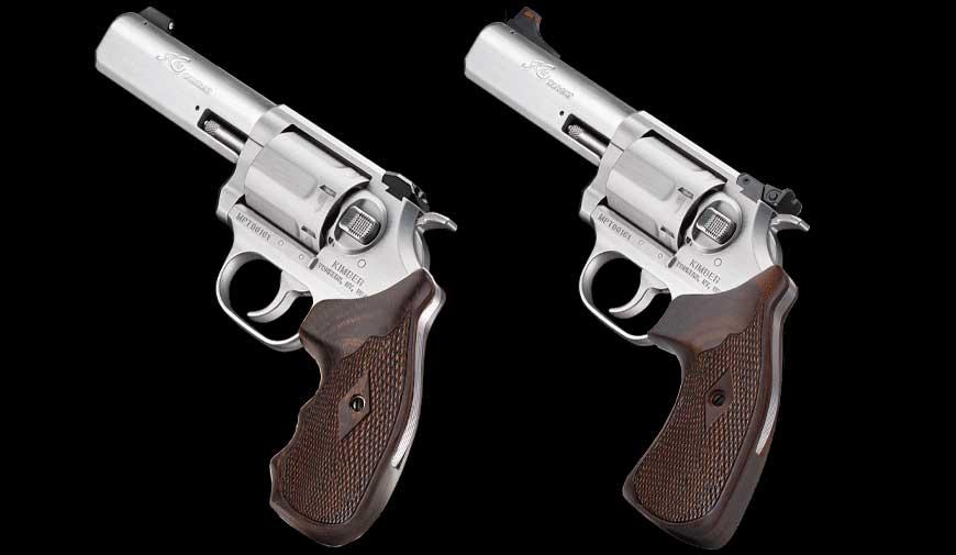 Kimber K6s 4inch revolvers