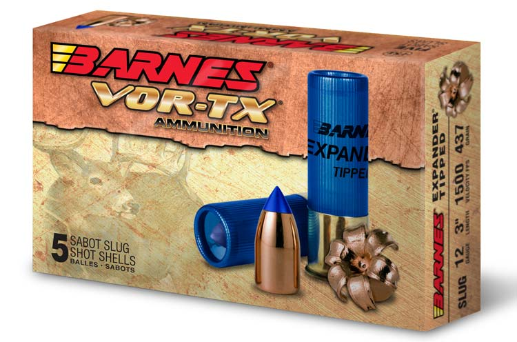 Barnes VOR-TX Expander Shotgun Slugs