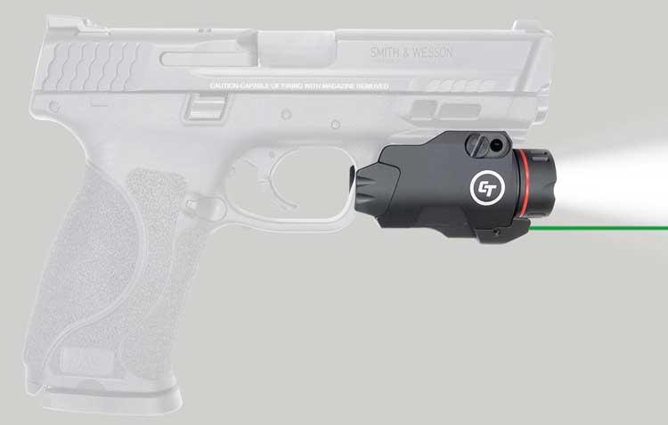 Crimson Trace CMR-207 Light and Laser