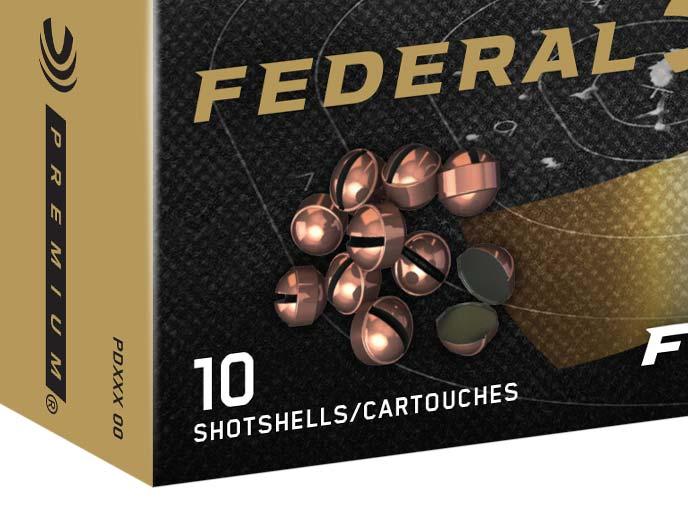 Federal Force X2 Pellets Close Up