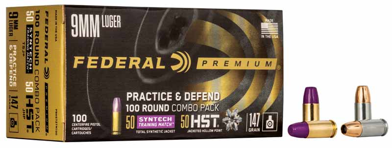 Federal Practice & Defend Ammo