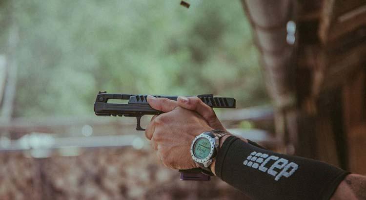 Laugo Arms Alien Handgun