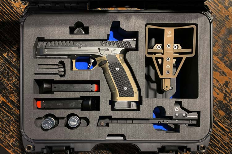 Laugo Arms Alien Pistol