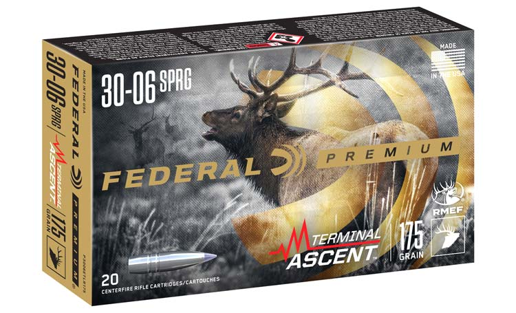 Terminal Ascent Ammunition from Federal