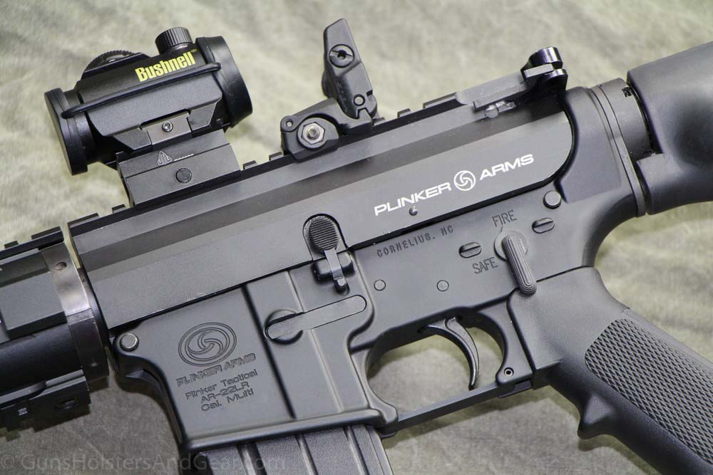 Adding Sights to the Plinker Arms pistol