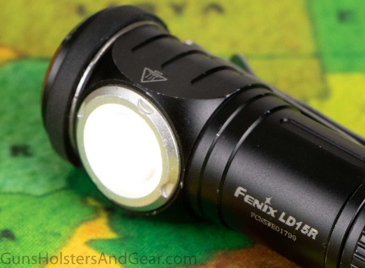 Fenix LD15R Lumens