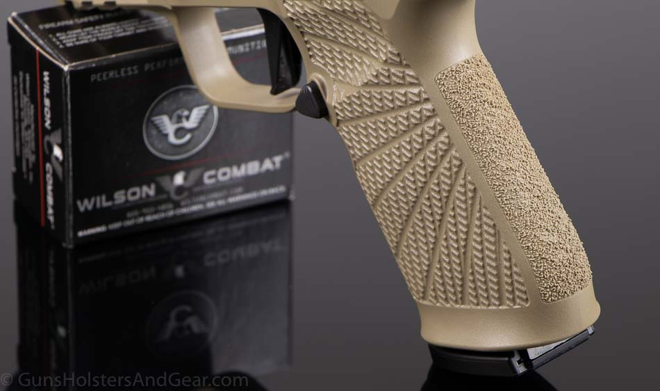 Wilson Combat WCP320 Carry II Grip Module